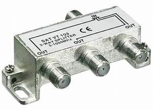 Kabel Tv Verteiler : 3 fach verteiler f r kabel tv dvb t und ukw inkl 4 f stecker profi qualit t von satelliten ~ Orissabook.com Haus und Dekorationen