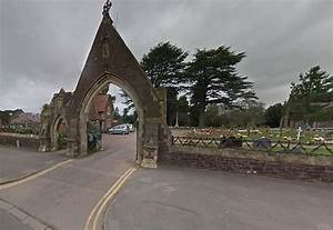 Son taking flowers to his parents' grave finds 'mountain ...