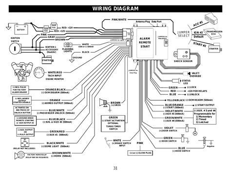 Crimestopper Remote Starter Wiring Diagram wiring diagram jumper select crimestopper security