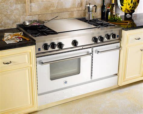 bluestar manufacturer  pro style ranges cooktops wall ovens vent hoods  cookware