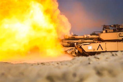 Abrams Firing Line