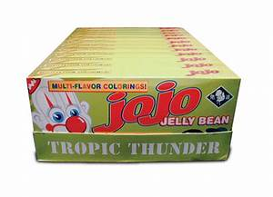 Tropic Thunder: Jojo Jelly Beans 12 -Count Display ...