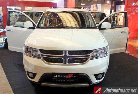 Gambar Mobil Dodge Journey by 2014 Dodge Journey 6 Speed Platinum Indonesia