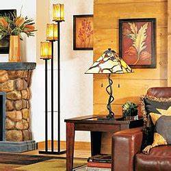 editor39s top home furnishings products With sedona collection tiffany style floor lamp 22081