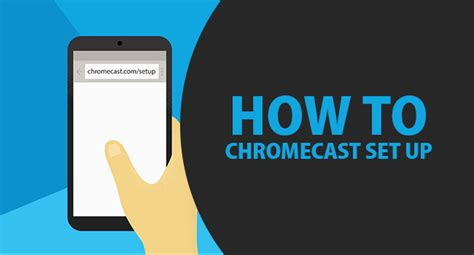 how to connect iphone to chromecast chromecast setup for android iphone getting started