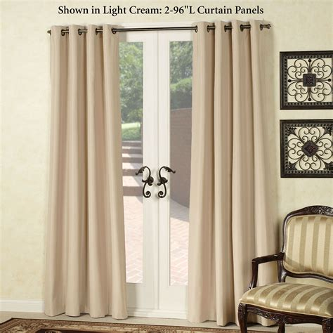Curtain Panels by Thermal Elegance Grommet Curtain Panels