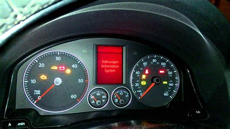 Reset Warning Lights Vw Passat