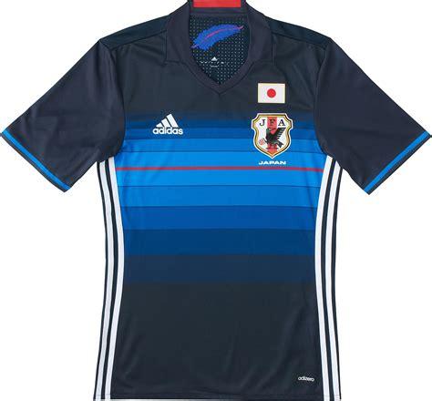Adidas Japan 2016 Home And Away Jerseys