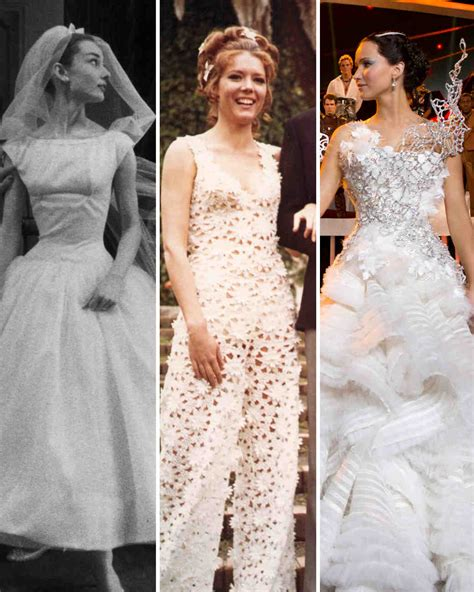 iconic  wedding dresses   time martha