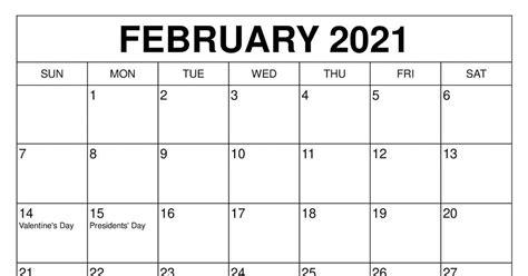Calendar for the holy month of ramadan 1442 ah, 1429 baisakh, 2021 ad. 2021 Calendar Feb   2021 Calendar