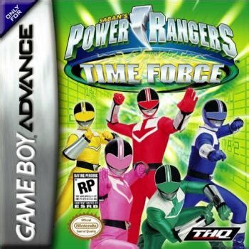 power rangers time usa gba rom nicoblog