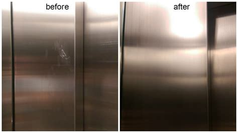 Stainless Steel Lift Scratches Repairs  Royal Repair