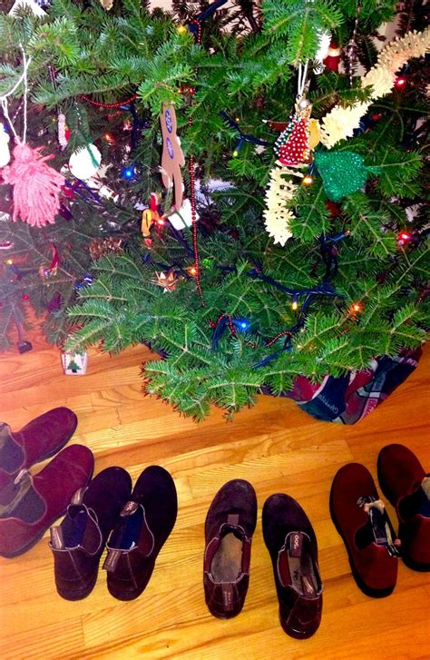 yourboots under the christmas tree your boots could
