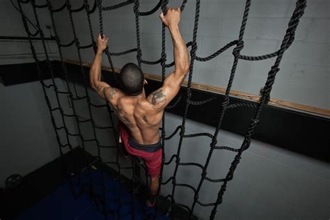 Indoor Climbing Nets Series Jammar