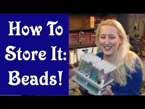 How To Store It Beads & Jewelry Making Supplies! Youtube