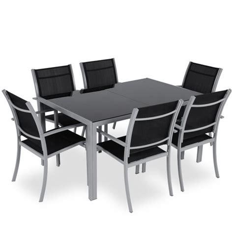 Ensemble De Table De Salon : Ensemble Table Et Chaise De Jardin Salon Jardin Leclerc