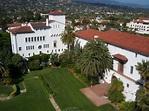 Santa Barbara Courthouse, Santa Barbara, CA - California ...