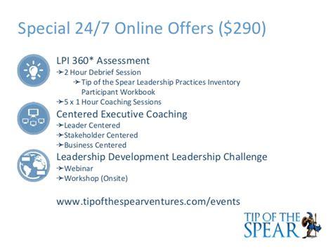 leadership development  leadership challenge overview