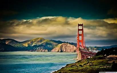 Desktop 2k Wallpapers Golden Gate
