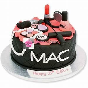 Image De Gateau D Anniversaire : g teaux d 39 anniversaire maquillage m a c anniversaire ~ Melissatoandfro.com Idées de Décoration