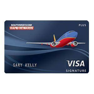 Southwest airlines chase credit card review. Southwest Airlines Rapid Rewards Plus Credit Card Review ...