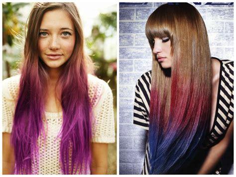 creative hair dye ideas hair world magazine