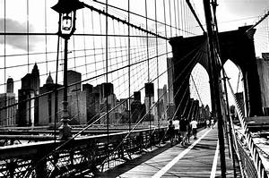 New York black & white – Living here and there