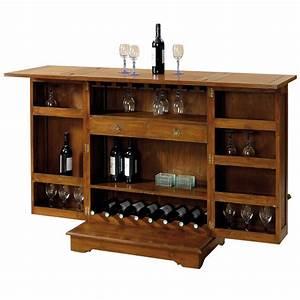 Meuble Bar Pas Cher : meuble bar cina en teck origin 39 s meubles ~ Teatrodelosmanantiales.com Idées de Décoration
