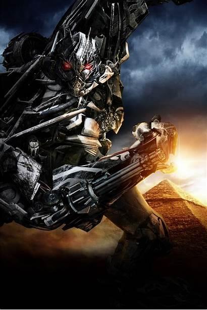 Transformers Starscream Fallen Aliens Egypt Pyramids Revenge