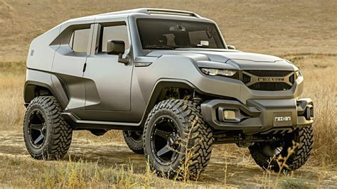 Best Looking Suv by Rezvani Tank The Most And The Best Looking