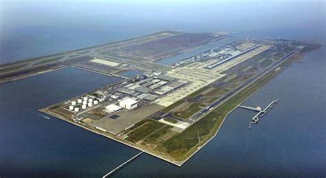 kansai airport japan sinking amazing world s most scariest runways