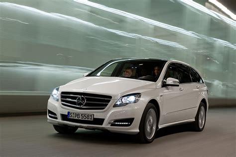Mercedes-benz R-class Car Review (2006–2012
