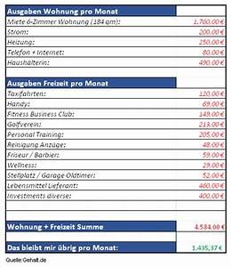 Arbeitsstunden Berechnen Pro Monat : als investmentbanker verdiene ich euro pro monat ~ Themetempest.com Abrechnung