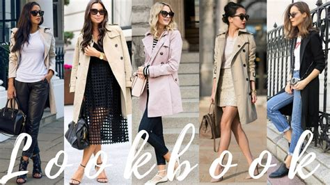 2018 Trends Something Borrowed And Plenty That Is New: How To Wear & Style Trench Coats