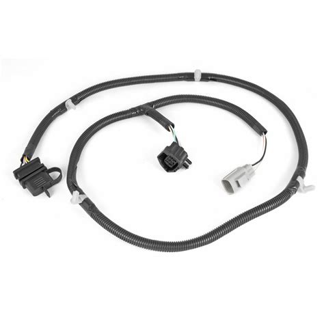 2001 Jeep Grand Door Wiring Harnes by Rugged Ridge 17275 01 Trailer Wiring Harness 07 15 Jeep