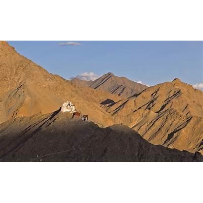 Namgyal Tsemo Monastery by Jassi Oberai / 500px