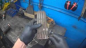 Vw T2  Broken Gas Pedal Hinge
