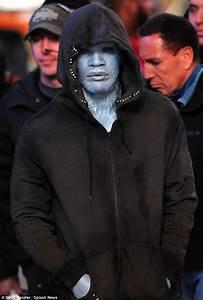 The Amazing Spider-Man 2: So sieht Jamie Foxx als Electro ...