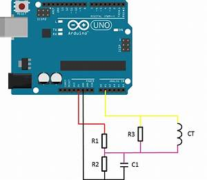 Simple Arduino Home Energy Meter  U2013 The Diy Life