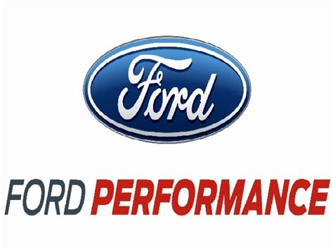 ford performance aufkleber ford performance goes global kelley blue book