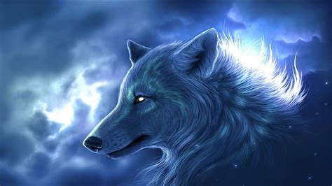 Abstract Wolf Wallpaper by Abstract Wolf Wallpaper 1366x768 Wallpoper 269804