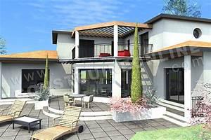 Maison Architecte Plan : plan de maison eterna ~ Dode.kayakingforconservation.com Idées de Décoration