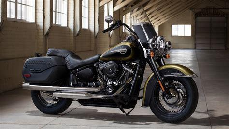 2018 Harley-davidson Heritage Classic