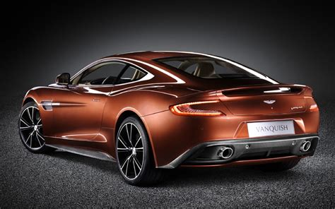 Aston Martin Vanquish Picture by In Pictures Aston Martin Vanquish Telegraph