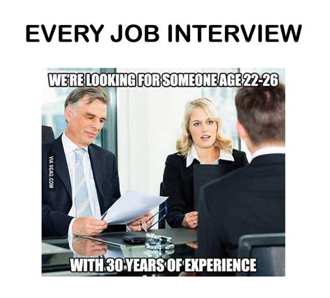Interview Meme - job interview quotes like success