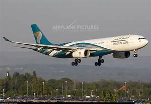 A4O-DJ - Oman Air Airbus A330-300 at Manchester   Photo ID ...