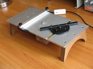Micro table saw I3micro Workshop