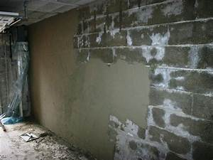 Peinture Pour Mur Humide : cuvelage de cave et sous sols un traitement anti ~ Dailycaller-alerts.com Idées de Décoration