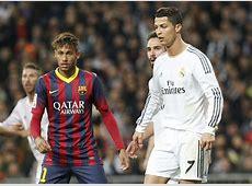 Neymar «Je suis fan de Cristiano Ronaldo» Espagne