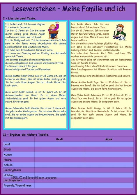 70 Best Images About Семья On Pinterest  Family Tree Worksheet, Deutsch And Vocabulary Worksheets